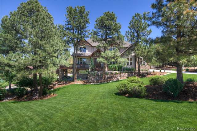5188 Horned Owl Way, Parker, CO 80134 (#4415266) :: The DeGrood Team