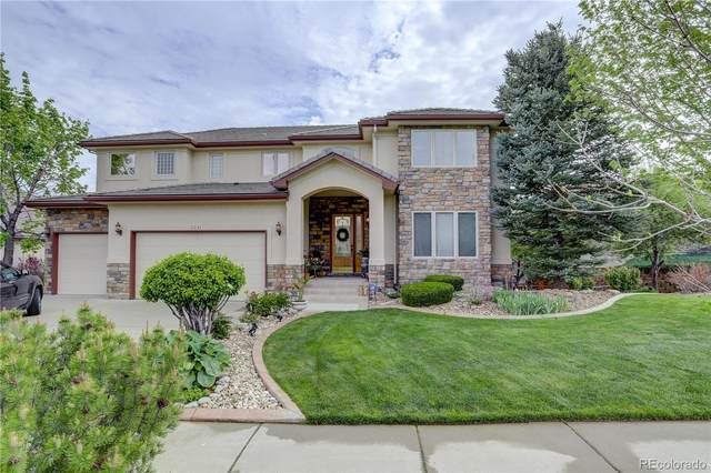 2831 W 114th Court, Westminster, CO 80234 (MLS #4415563) :: 8z Real Estate