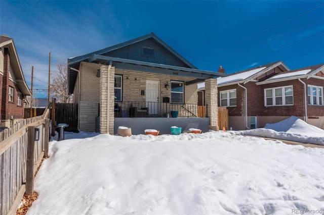 3406 N Josephine Street, Denver, CO 80205 (#4415676) :: Finch & Gable Real Estate Co.