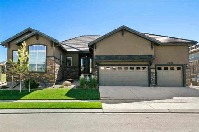 15738 Bison Run, Broomfield, CO 80023 (MLS #4415988) :: Bliss Realty Group