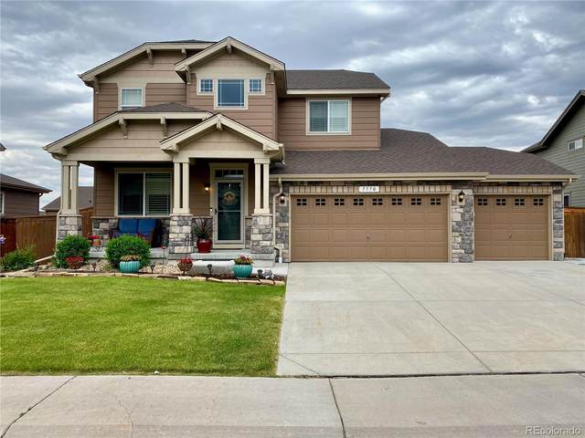 7770 E 137th Place, Thornton, CO 80602 (#4415990) :: Mile High Luxury Real Estate