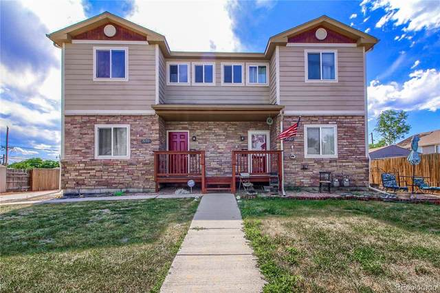 7171 Clermont Street, Commerce City, CO 80022 (MLS #4416491) :: Kittle Real Estate