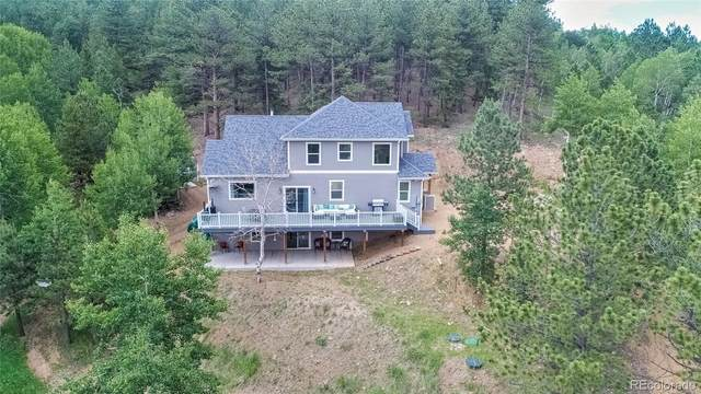 90 Golden Gate Drive, Golden, CO 80403 (MLS #4416580) :: 8z Real Estate