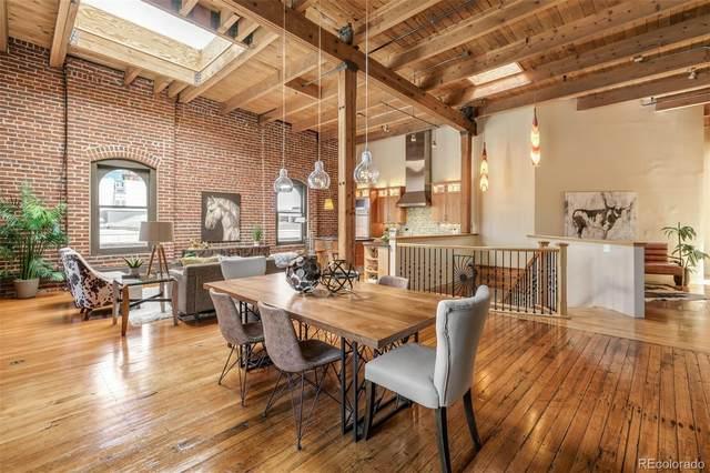 1792 Wynkoop Street #507, Denver, CO 80202 (#4416735) :: Bring Home Denver with Keller Williams Downtown Realty LLC