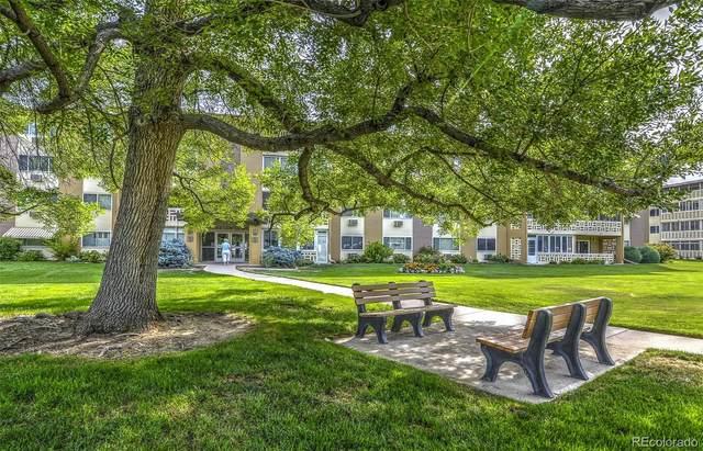 9355 E Center Avenue 10D, Denver, CO 80247 (#4417169) :: Bring Home Denver with Keller Williams Downtown Realty LLC