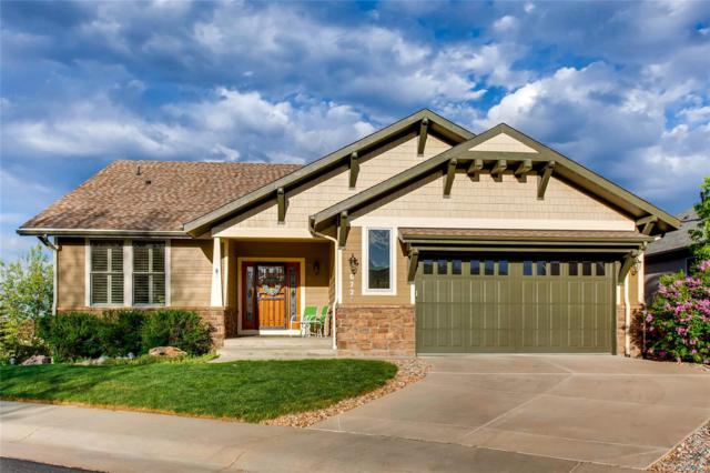 6724 S Queen Court, Littleton, CO 80127 (#4417321) :: Wisdom Real Estate