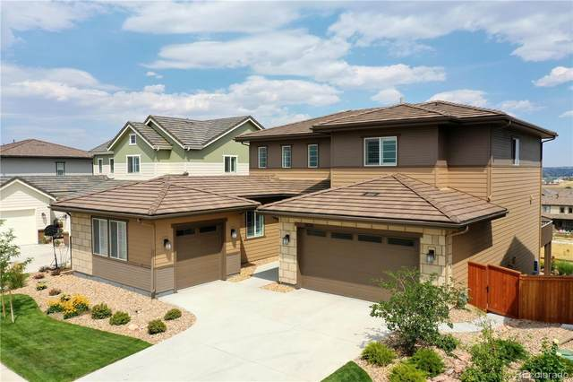 14116 Night Owl Lane, Parker, CO 80134 (MLS #4417444) :: Keller Williams Realty
