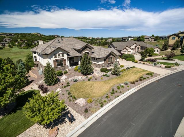 4843 Desperado Way, Parker, CO 80134 (MLS #4417775) :: Bliss Realty Group