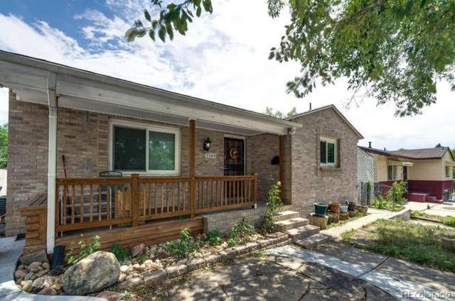 1584 S Clay Street, Denver, CO 80219 (#4417860) :: The Heyl Group at Keller Williams