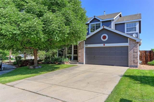 469 W 116th Way, Northglenn, CO 80234 (#4418526) :: Bring Home Denver with Keller Williams Downtown Realty LLC