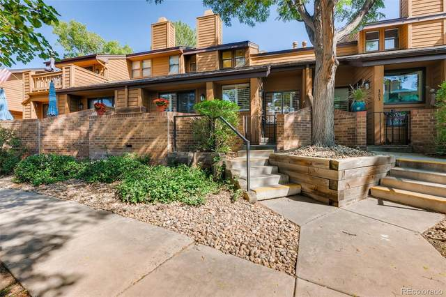 9400 E Iliff Avenue #302, Denver, CO 80231 (MLS #4418787) :: Wheelhouse Realty