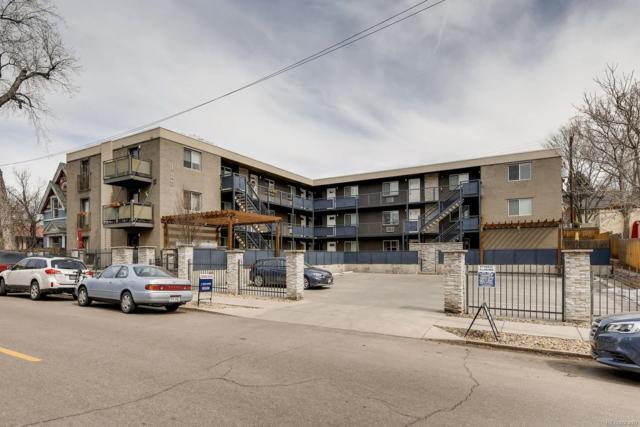 120 S Pennsylvania Street #103, Denver, CO 80209 (#4419022) :: Mile High Luxury Real Estate