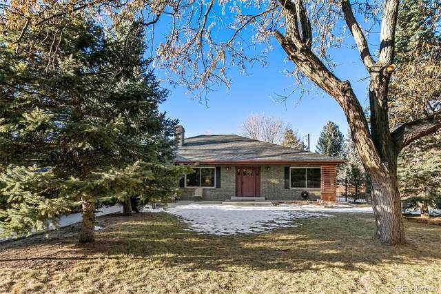 941 S Geneva Street, Aurora, CO 80247 (MLS #4419319) :: Keller Williams Realty