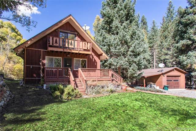 2895 Fall River Road, Idaho Springs, CO 80452 (#4419549) :: The Griffith Home Team