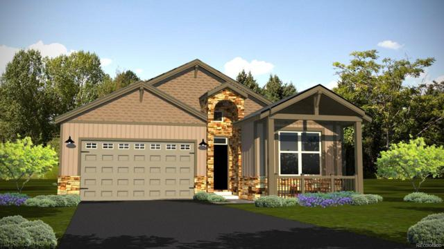 11606 Colony Loop, Parker, CO 80138 (#4419630) :: The HomeSmiths Team - Keller Williams