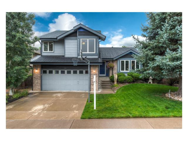 22 S Indiana Place, Golden, CO 80401 (MLS #4419793) :: 8z Real Estate