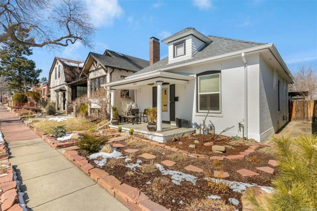 4531 W 33rd Avenue, Denver, CO 80212 (#4420001) :: Bring Home Denver