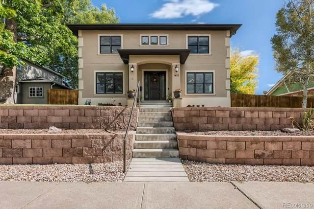 1430 S Lafayette Street, Denver, CO 80210 (#4420021) :: Relevate | Denver