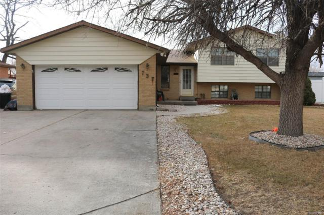 737 S 10th Avenue, Brighton, CO 80601 (#4420099) :: The Peak Properties Group