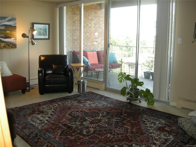 955 Eudora Street #406, Denver, CO 80220 (#4420409) :: The Peak Properties Group