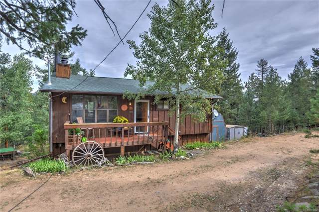 1576 Burland Drive, Bailey, CO 80421 (MLS #4420414) :: 8z Real Estate