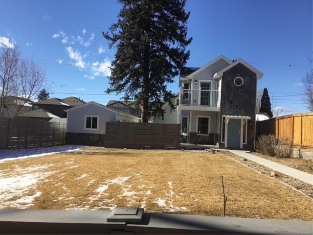 3121 S Logan Street, Englewood, CO 80113 (#4420456) :: The Griffith Home Team