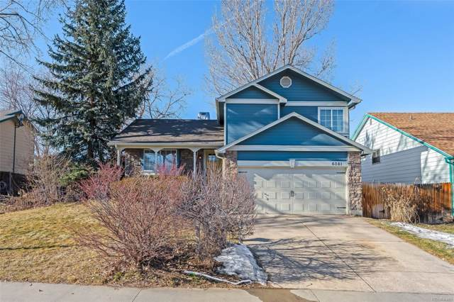 6081 S Quail Way, Littleton, CO 80127 (#4420572) :: HergGroup Denver