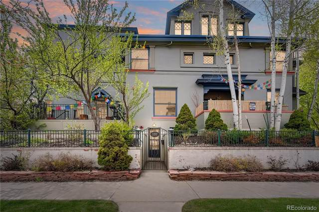 2202 E 14th Avenue #6, Denver, CO 80206 (#4420706) :: Stephanie Fryncko | Keller Williams Integrity