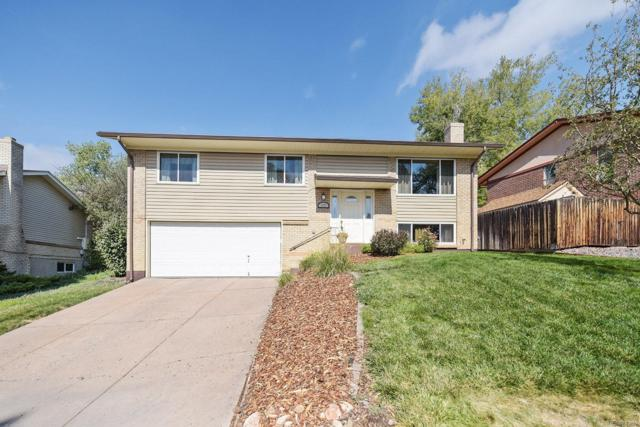 1651 S Arbutus Place, Lakewood, CO 80228 (#4420723) :: The City and Mountains Group