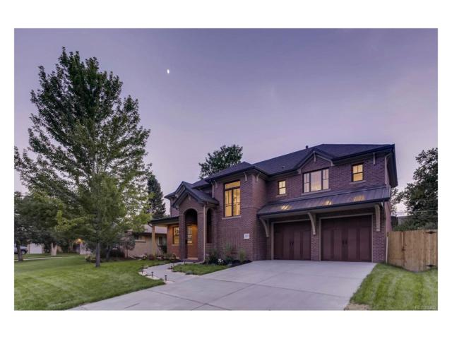 145 Krameria Street, Denver, CO 80220 (MLS #4420728) :: 8z Real Estate
