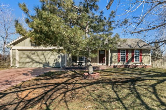 5841 S Orleans Way, Centennial, CO 80015 (#4420964) :: The DeGrood Team
