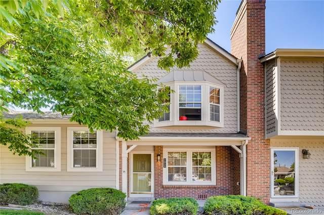 9695 W Chatfield Avenue B, Littleton, CO 80128 (#4421035) :: The Griffith Home Team
