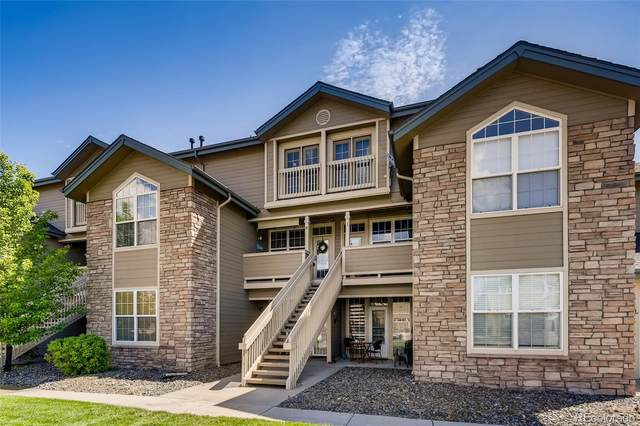 2830 W Centennial Drive H, Littleton, CO 80123 (MLS #4421089) :: Find Colorado