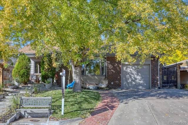 425 S Jasmine Street, Denver, CO 80224 (#4421252) :: The Harling Team @ HomeSmart