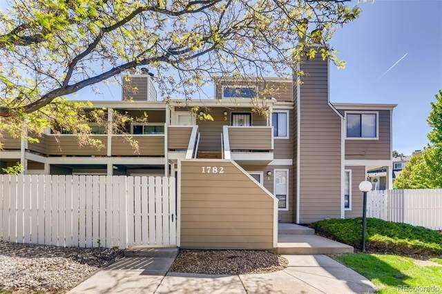1782 S Trenton Street #6, Denver, CO 80231 (#4421377) :: The Colorado Foothills Team | Berkshire Hathaway Elevated Living Real Estate