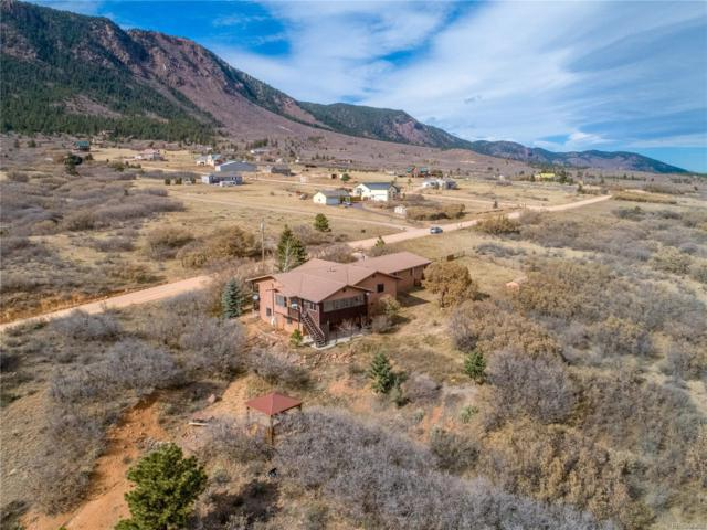16495 Mount Herman Lane, Monument, CO 80132 (#4421589) :: Colorado Home Finder Realty