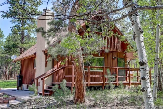 7 Kendora Lane, Woodland Park, CO 80863 (#4421755) :: Bring Home Denver with Keller Williams Downtown Realty LLC