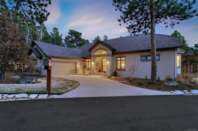 4516 Silver Cliff Court, Castle Rock, CO 80108 (#4422363) :: The Heyl Group at Keller Williams