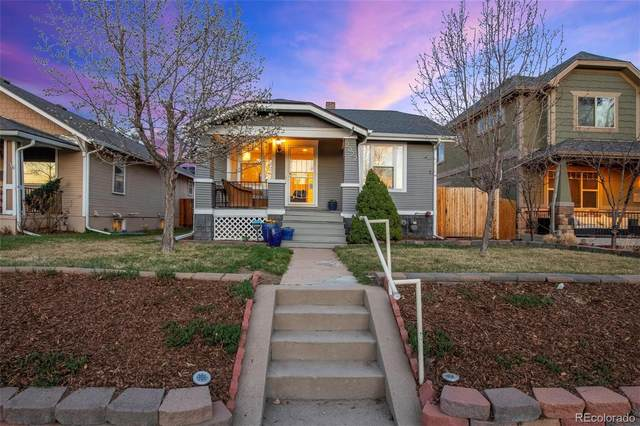 2022 S Franklin Street, Denver, CO 80210 (#4422668) :: Sultan Newman Group