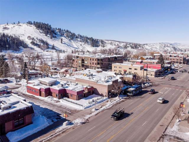 425 Lincoln Avenue, Steamboat Springs, CO 80487 (MLS #4422895) :: The Sam Biller Home Team