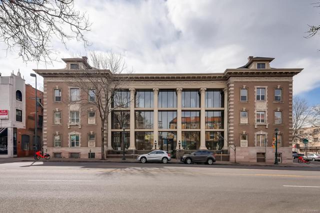 1210 E Colfax Avenue #406, Denver, CO 80218 (#4423180) :: James Crocker Team