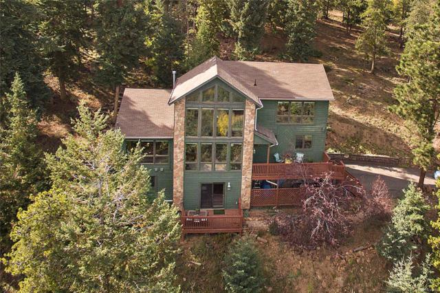 7061 Brook Forest Drive, Evergreen, CO 80439 (#4423891) :: The Pete Cook Home Group