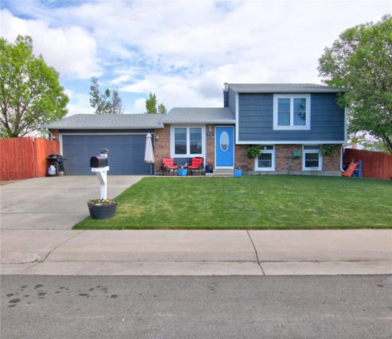 831 Centennial Drive, Bennett, CO 80102 (#4424078) :: The Pete Cook Home Group