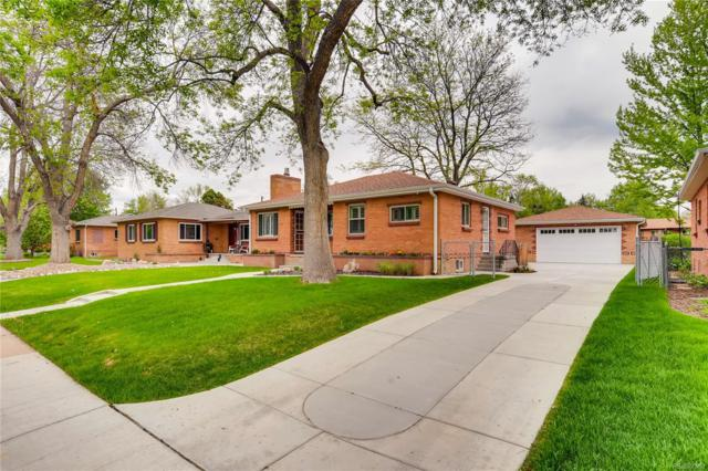 3136 S Franklin Street, Englewood, CO 80113 (#4424085) :: The Heyl Group at Keller Williams