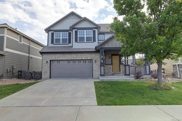 3384 Prairie Vista Drive, Castle Rock, CO 80109 (MLS #4424197) :: 8z Real Estate
