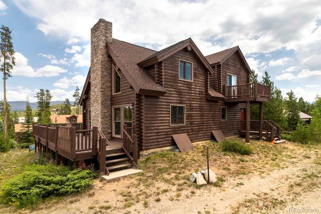162 County Road 6522, Grand Lake, CO 80447 (MLS #4424306) :: 8z Real Estate