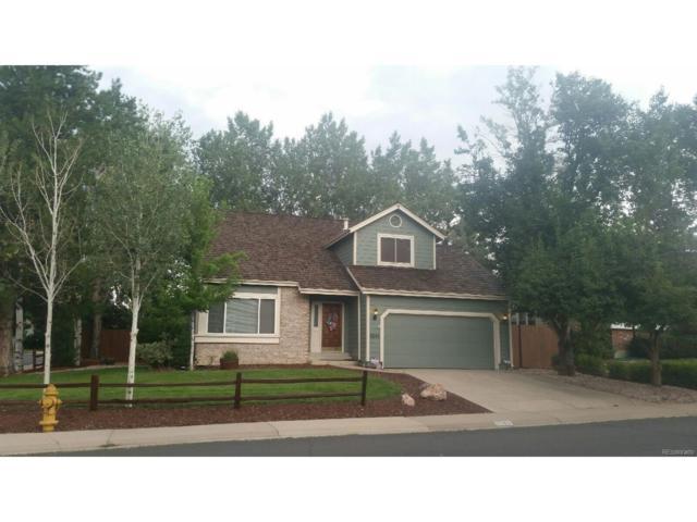 3343 E Euclid Place, Centennial, CO 80121 (MLS #4424505) :: 8z Real Estate
