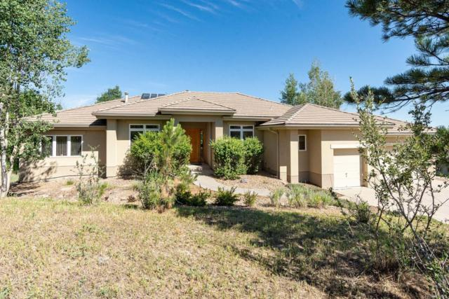 5651 Silver Bluff Court, Parker, CO 80134 (MLS #4424539) :: Kittle Real Estate