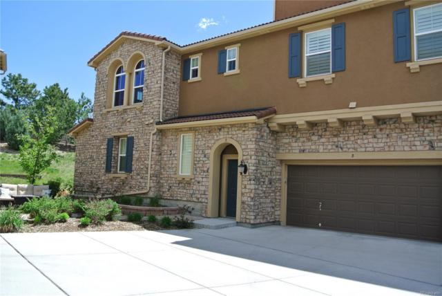 9482 Loggia Street B, Highlands Ranch, CO 80126 (#4424616) :: The Peak Properties Group