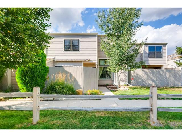 7753 W 87th Drive, Arvada, CO 80005 (MLS #4425192) :: 8z Real Estate